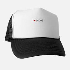 I (Heart) Boobs Trucker Hat