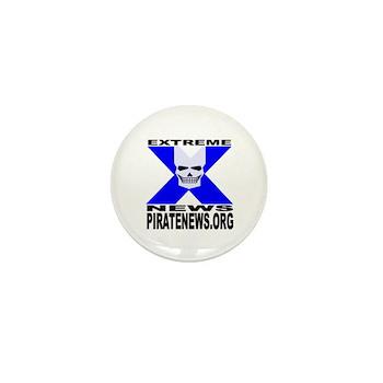 Pirate News Mini Button (10 pack)