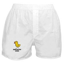 Denistry Chick Boxer Shorts