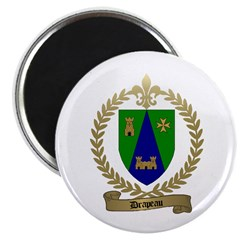 DRAPEAU Family Crest 2.25