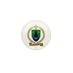 DRAPEAU Family Crest Mini Button (100 pack)