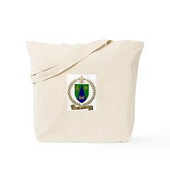 DRAPEAU Family Crest Tote Bag