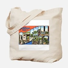 Catskill Mountains Tote Bag