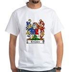 Ermolov Family Crest White T-Shirt