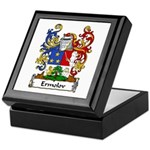 Ermolov Family Crest Keepsake Box