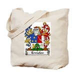 Ermolov Family Crest Tote Bag