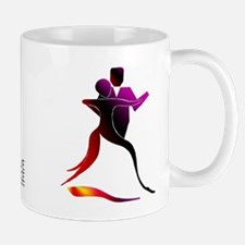 Ballroom Dancers #1 Mug