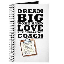 Dream Big Coach Journal