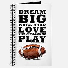 Dream Big Football Journal