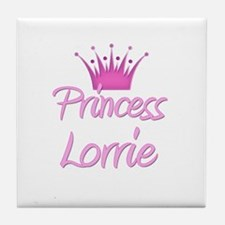 Princess Lorrie Tile Coaster