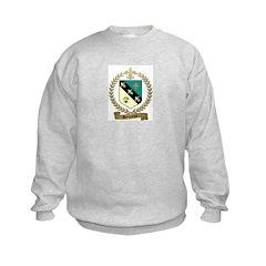 DUCHARME Family Crest Sweatshirt
