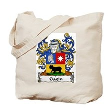 Gagin Family Crest Tote Bag
