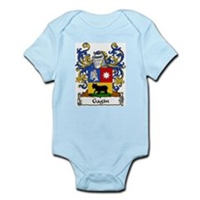 Gagin Family Crest Infant Creeper