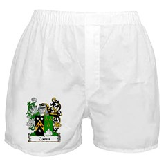 Garin Family Crest Boxer Shorts