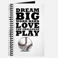 Dream Big Baseball Journal