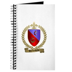 DUCHESNEAU Family Crest Journal