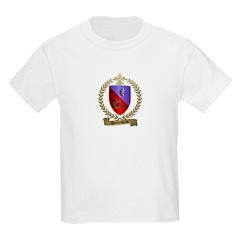 DUCHESNEAU Family Crest Kids T-Shirt
