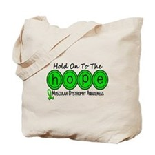 HOPE Muscular Dystrophy 6 Tote Bag