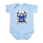 Gerasimov Family Crest Infant Creeper