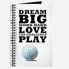 Dream Big Golf Journal