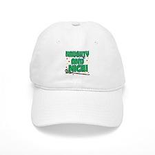 NAUGHTY AND NICE! Baseball Cap
