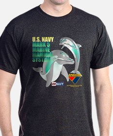 Navy MMS T-Shirt