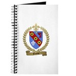 DUFOUR Family Crest Journal