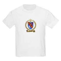 DUFOUR Family Crest Kids T-Shirt