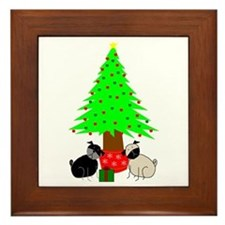 Oh, Christmas Tree! Framed Tile