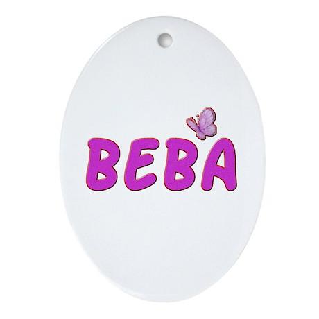 BEBA Keepsake (Oval)
