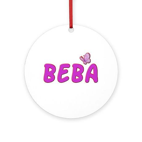 BEBA Keepsake (Round)