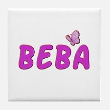 BEBA Tile Coaster