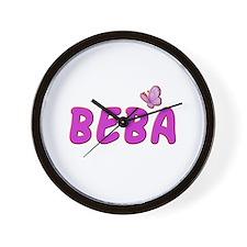 BEBA Wall Clock