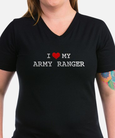 I Love My Army Ranger T-Shirt