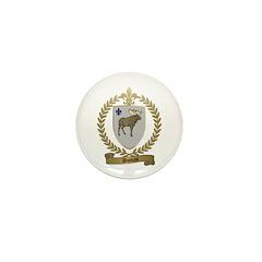 DUMAS Family Crest Mini Button (100 pack)