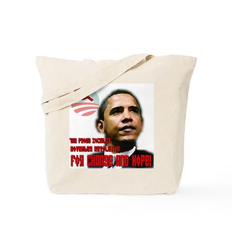 November Socialist Revolution Tote Bag