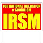 IRSM Sign