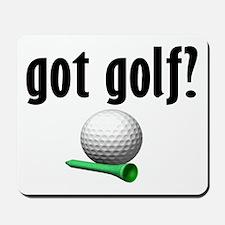 got golf? Mousepad