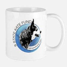 Mug with 8 State Kate Fund Logo