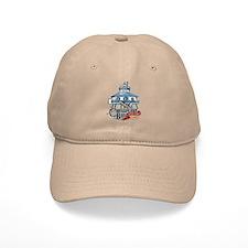 Hooper Strait Lighthouse Baseball Baseball Cap