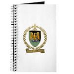 FOUQUET Family Crest Journal