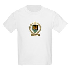 FOUQUET Family Crest Kids T-Shirt
