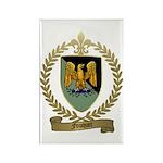 FOUQUET Family Crest Rectangle Magnet (10 pack)