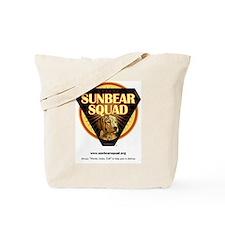 Sunbear Squad Tote Bag