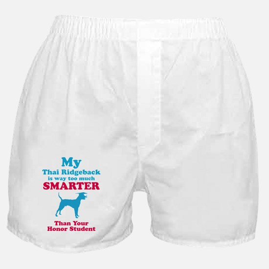 Thai Ridgeback Boxer Shorts