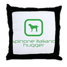 Spinone Italiano Throw Pillow