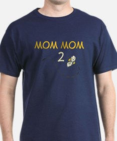 Mom Mom to Be (Bee) T-Shirt