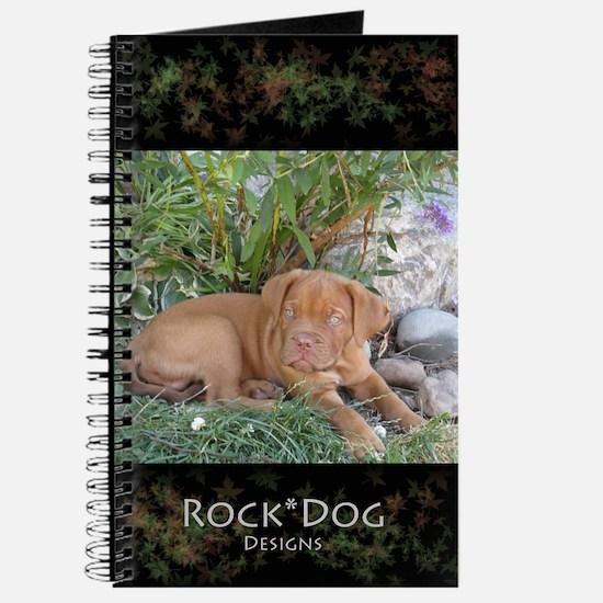Puppy Love Rock*Dog Journal