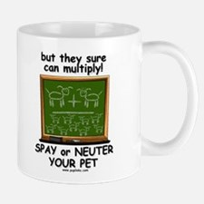 Spay / Neuter Mug