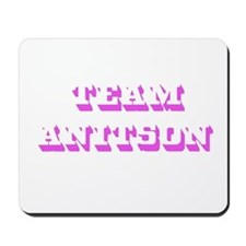 Team Jennifer Aniston Mousepad